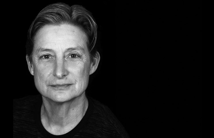 judith butler how tall